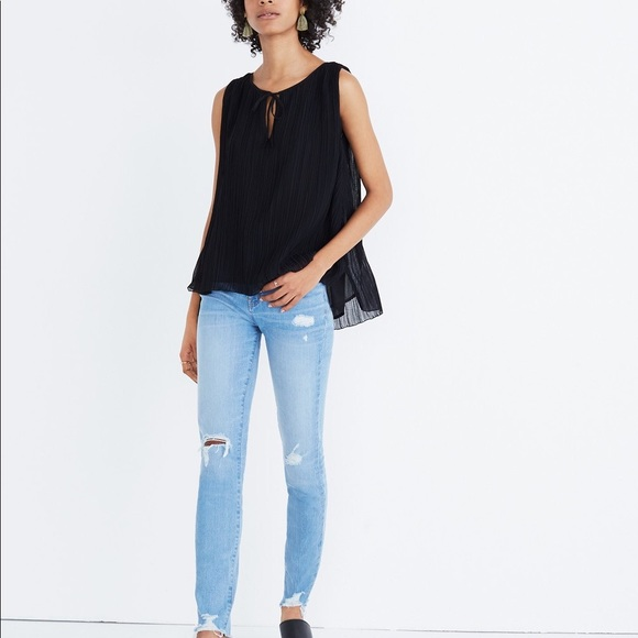 Madewell Tops - Madewell Platted Tank